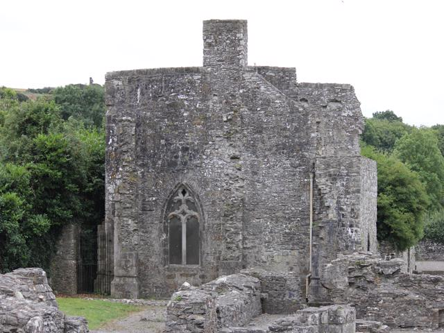 12 Old Mellifont Abbey ruins
