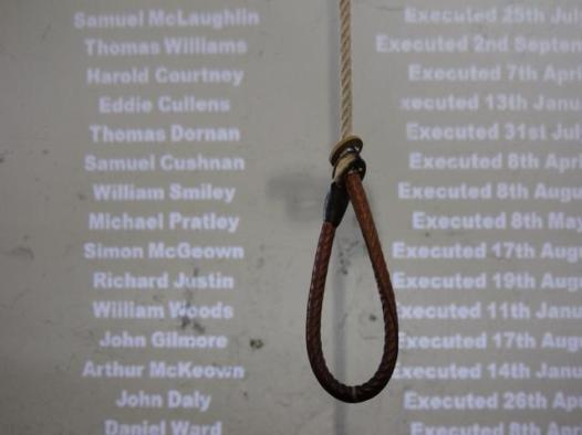 111 names of those excuted and excution room