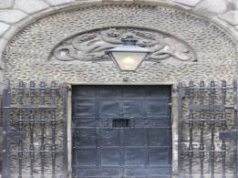 23 entrance to Gaol