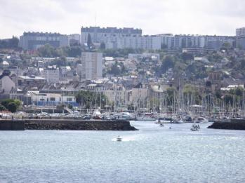 02 Cherbourg Harbour