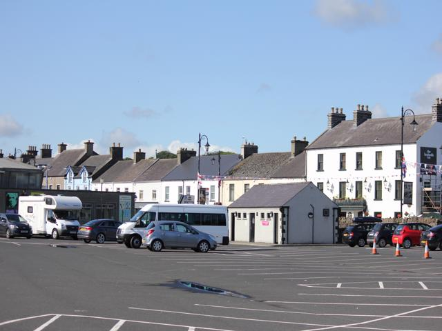 01 Park and Ride Bushmills