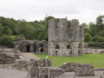 13 Old Mellifont Abbey ruins