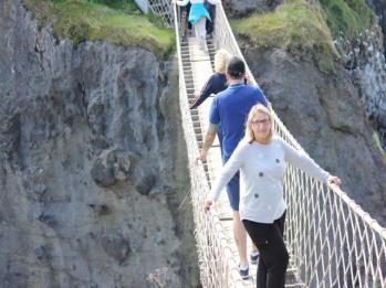 37 rope bridge