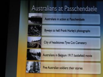 57 interactive display of information in Australia's role