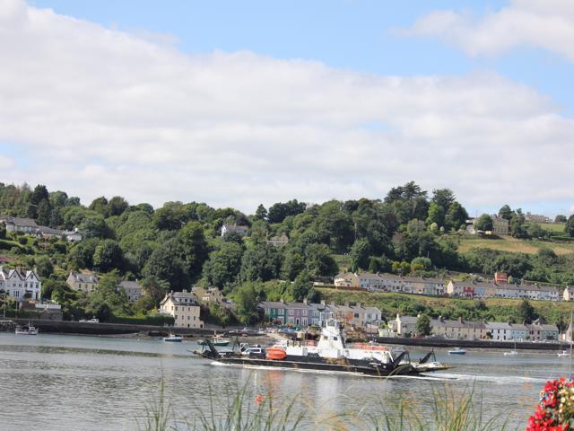 20 ferry across to Cobh
