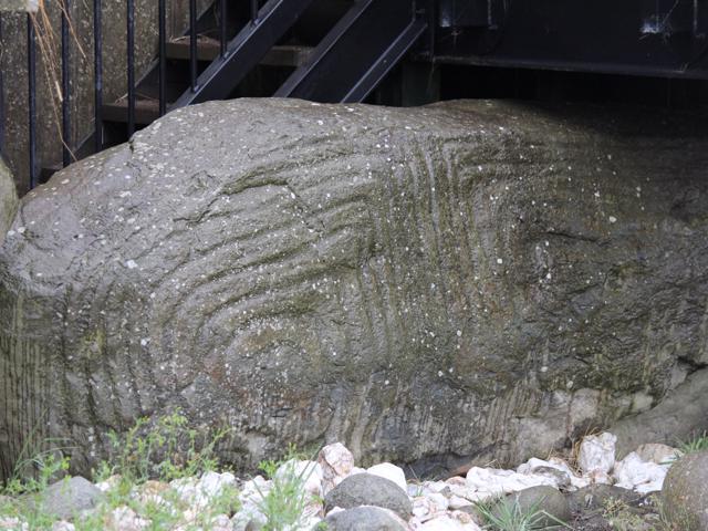 35 kerbstone megalithic art