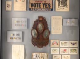 23 display inside museum