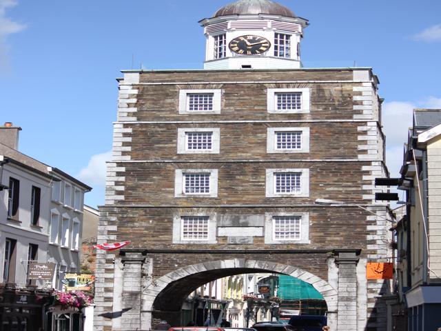 03 Clock Gate Tower