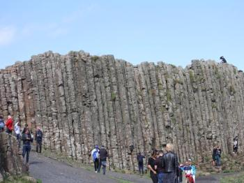 05 Giant's Causeway columns