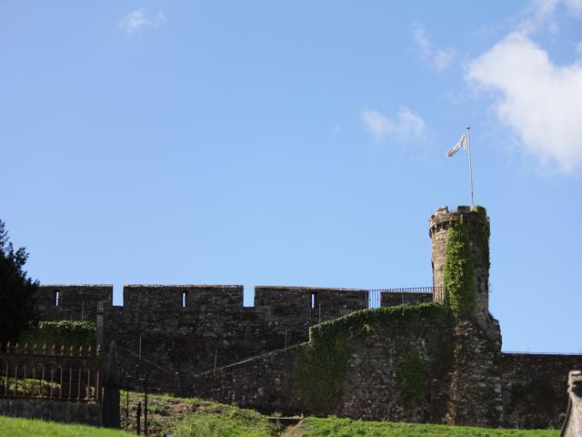 07 Landward Town Walls