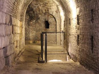 59 tunnel in Fort Seint Pieter