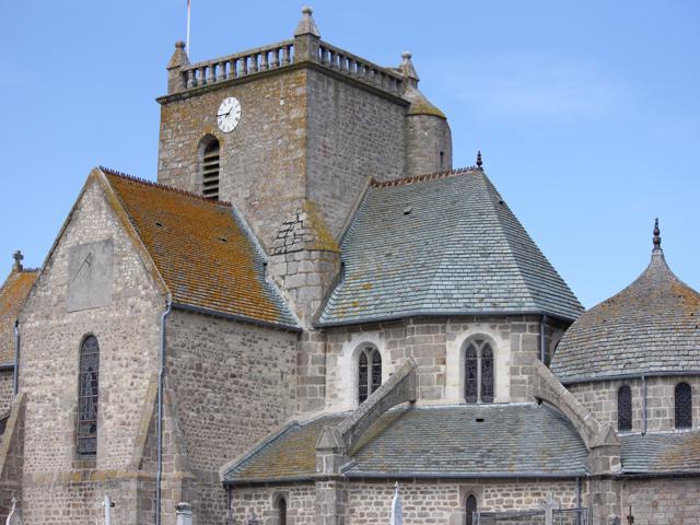 14 Church in Barfleur