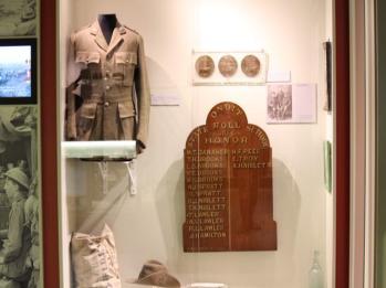 54 Australian uniform and kit
