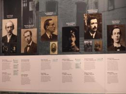 32 prisoners who were excuted at Killmainham Gaol