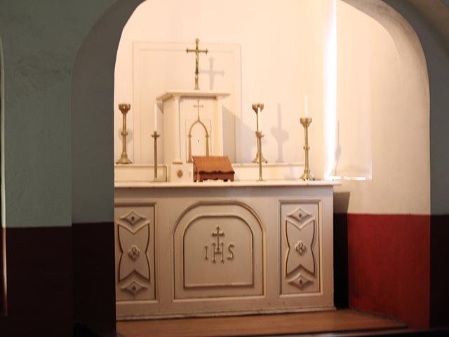 03 Chapel Kilmainham Gaol