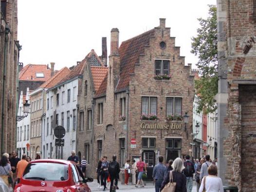 11 Bruges streets