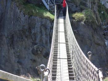 36 rope bridge