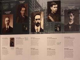 34 prisoners who were excuted at Killmainham Gaol