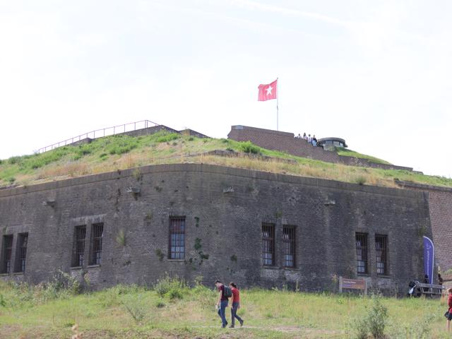 87 Fort Seint Pieter Maastricht