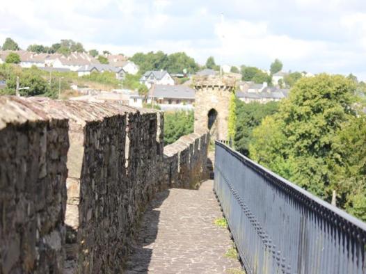 12 along walls