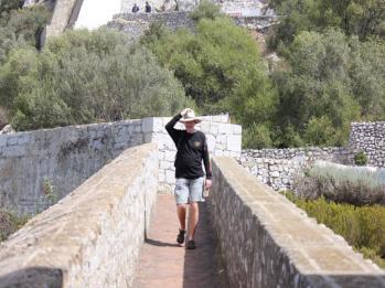 66 entrance to Moorish Castle