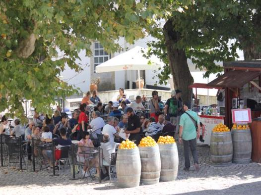 23 cafe in Obidos