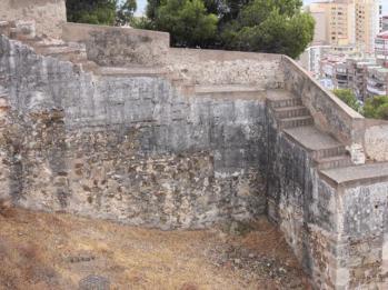 24 Castle of Gibralfaro