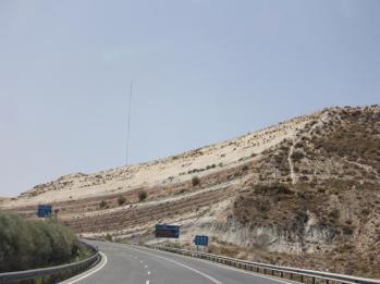 08 landscape on way to Granada