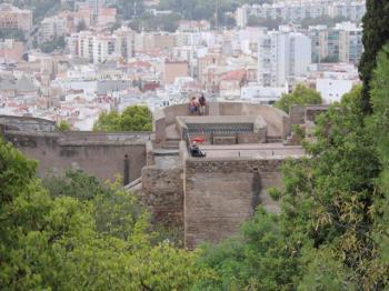 20 Castle of Gibralfaro