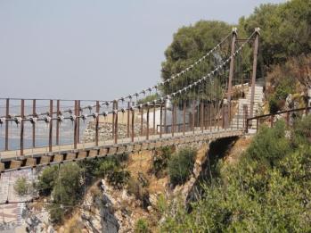 54 suspension bridge