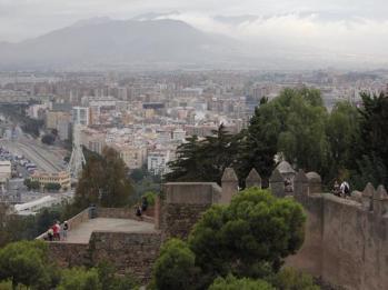 18 Castle of Gibralfaro