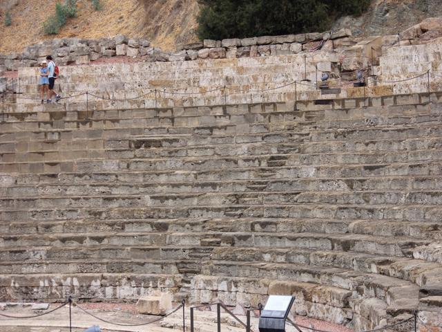 34 Roman theatre