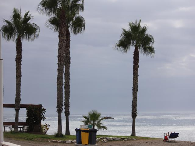 38 view from our campsite at Malaga