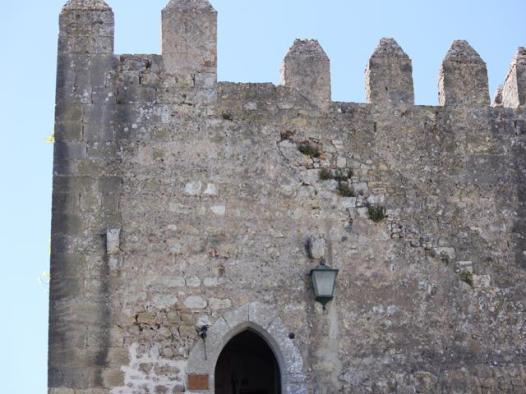 16 castle in Obidos