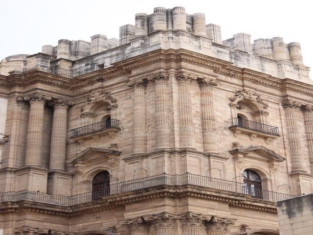 55 Malaga Cathedral