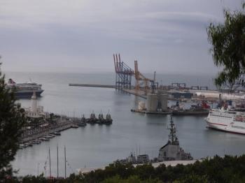 09 Malaga Port