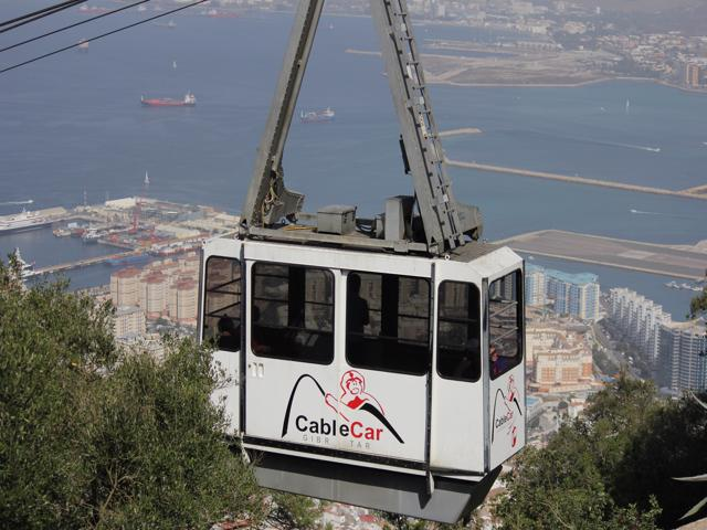28 cable car