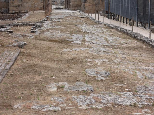 24 Roman Road in Cicade romans de Conimbriga