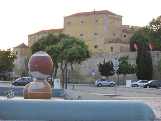 09 campsite in Faro