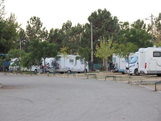 41 Lisbon campsite