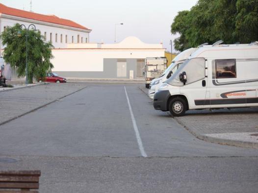 10 campsite in Faro