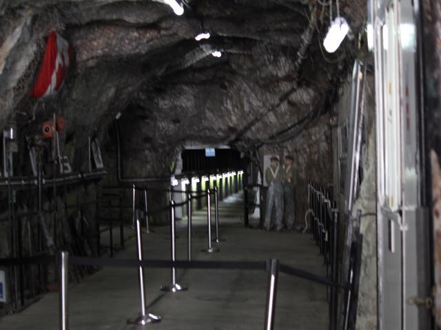 71 inside WW II Tunnels