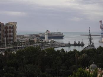 07 Malaga Harbour