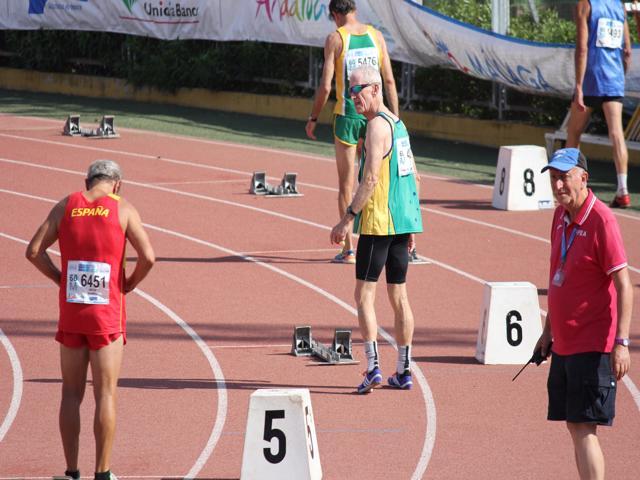 06 1500 m event