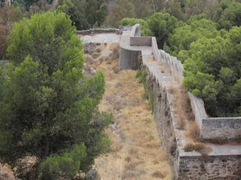 23 Castle of Gibralfaro