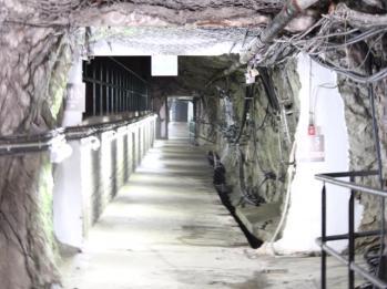 73 inside WW II Tunnels