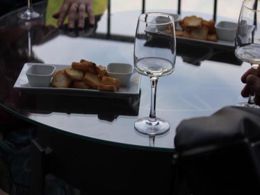 26 dips at winery