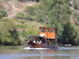 16 rabelo boat