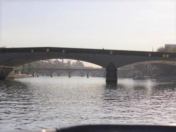 10 bridges crossing the Seine