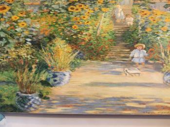 66 inside Monet's House